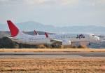 だいまる。さんが、岡山空港で撮影したJALエクスプレス 737-846の航空フォト(写真)