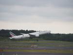 ガスパールさんが、成田国際空港で撮影したエールフランス航空 777-328/ERの航空フォト(写真)
