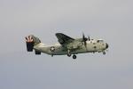 tsubameさんが、岩国空港で撮影したアメリカ海軍 C-2A Greyhoundの航空フォト(写真)