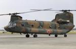 chenさんが、明野駐屯地で撮影した陸上自衛隊 CH-47Jの航空フォト(写真)