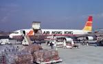 ハミングバードさんが、名古屋飛行場で撮影したエアー・ホンコン 707-336C(F)の航空フォト(写真)