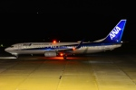 HISAHIさんが、長崎空港で撮影した全日空 737-881の航空フォト(写真)