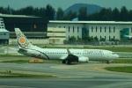 reonさんが、シンガポール・チャンギ国際空港で撮影したミャンマー・ナショナル・エアウェイズ 737-86Nの航空フォト(写真)