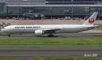 RINA-281さんが、羽田空港で撮影した日本航空 777-346/ERの航空フォト(写真)