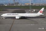 RINA-200さんが、羽田空港で撮影した日本航空 777-346/ERの航空フォト(写真)