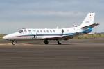 Ariesさんが、羽田空港で撮影した朝日新聞社 560 Citation Encoreの航空フォト(写真)