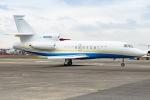 Ariesさんが、羽田空港で撮影したTVPX AIRCRAFT SOLUTIONS INC TRUSTEE Falcon 900EXの航空フォト(写真)