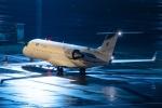 Ariesさんが、羽田空港で撮影したコムラックスKZ CL-600-2B19 Challenger 850の航空フォト(写真)