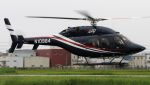 C.Hiranoさんが、八尾空港で撮影したベルヘリコプター 429の航空フォト(写真)