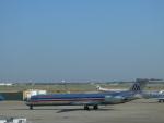M.Ochiaiさんが、ダラス・フォートワース国際空港で撮影したアメリカン航空 MD-82 (DC-9-82)の航空フォト(写真)