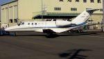 C.Hiranoさんが、名古屋飛行場で撮影したアルペン 525A Citation CJ2の航空フォト(写真)