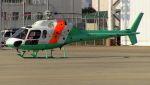 C.Hiranoさんが、伊丹空港で撮影した東北エアサービス AS355F2 Ecureuil 2の航空フォト(写真)