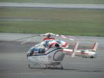 M.Ochiaiさんが、熊本空港で撮影した朝日新聞社 MD 900/902の航空フォト(写真)