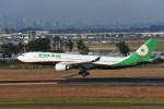 kumagorouさんが、仙台空港で撮影したエバー航空 A330-203の航空フォト(写真)
