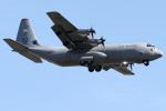 Double_Hさんが、ソウル空軍基地で撮影したアメリカ空軍 C-130J-30 Herculesの航空フォト(写真)