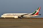 SKY TEAM B-6053さんが、中部国際空港で撮影したメキシコ空軍 787-8 Dreamlinerの航空フォト(写真)