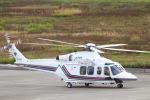 sa322yaさんが、大館能代空港で撮影した岩手県防災航空隊 AW139の航空フォト(写真)