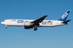 Kanryoさんが、成田国際空港で撮影した全日空 767-381/ERの航空フォト(写真)