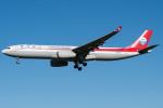 成田国際空港 - Narita International Airport [NRT/RJAA]で撮影された四川航空 - Sichuan Airlines [3U/CSC]の航空機写真