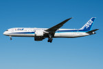 Kanryoさんが、成田国際空港で撮影した全日空 787-9の航空フォト(写真)