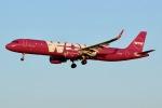 JRF spotterさんが、ボルティモア・ワシントン国際空港で撮影したWOWエア A321-211の航空フォト(写真)