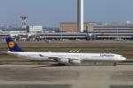 myoumyoさんが、羽田空港で撮影したルフトハンザドイツ航空 A340-642Xの航空フォト(写真)