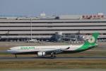 myoumyoさんが、羽田空港で撮影したエバー航空 A330-302の航空フォト(写真)