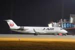 プルシアンブルーさんが、秋田空港で撮影したジェイ・エア CL-600-2B19 Regional Jet CRJ-200ERの航空フォト(写真)