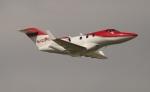kenko.sさんが、成田国際空港で撮影したホンダ・エアクラフト・カンパニー HA-420の航空フォト(写真)