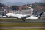 A350XWB-HNDさんが、福岡空港で撮影した全日空 777-281の航空フォト(写真)