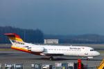 菊池 正人さんが、チューリッヒ空港で撮影したチロリアン・エアウェイズ 70の航空フォト(写真)