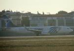 ちゅういちさんが、アタテュルク国際空港で撮影したエジプト航空 737-866の航空フォト(写真)