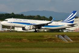 jun☆さんが、クアラルンプール国際空港で撮影したヒマラヤ・エアラインズ A320-214の航空フォト(飛行機 写真・画像)