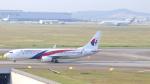誘喜さんが、クアラルンプール国際空港で撮影したマレーシア航空 737-8H6の航空フォト(写真)