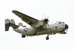 btdc100さんが、厚木飛行場で撮影したアメリカ海軍 C-2A Greyhoundの航空フォト(写真)
