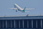 AkilaYさんが、羽田空港で撮影したエバー航空 A330-302の航空フォト(写真)