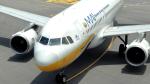 誘喜さんが、シンガポール・チャンギ国際空港で撮影したミャンマー国際航空 A319-111の航空フォト(写真)