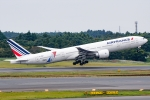 Ariesさんが、成田国際空港で撮影したエールフランス航空 777-328/ERの航空フォト(写真)