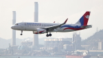 誘喜さんが、香港国際空港で撮影したネパール航空 A320-233の航空フォト(写真)