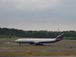 ガスパールさんが、成田国際空港で撮影したアエロフロート・ロシア航空 A330-343Xの航空フォト(写真)