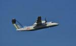 kumagorouさんが、那覇空港で撮影した琉球エアーコミューター DHC-8-103Q Dash 8の航空フォト(写真)