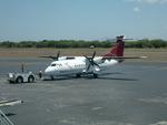 Quihuboさんが、アウグスト セザール サンディーノ国際空港で撮影したアビアテカ ATR-42-300QCの航空フォト(写真)