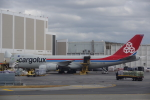 JA8037さんが、ジョン・F・ケネディ国際空港で撮影したカーゴルクス 747-8R7F/SCDの航空フォト(写真)