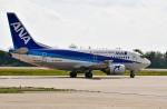 Dojalanaさんが、函館空港で撮影したANAウイングス 737-54Kの航空フォト(写真)