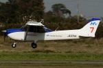 (`・ω・´)さんが、ホンダエアポートで撮影した本田航空 172S Skyhawk SPの航空フォト(写真)