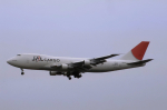 kumagorouさんが、成田国際空港で撮影した日本航空 747-212B(SF)の航空フォト(飛行機 写真・画像)