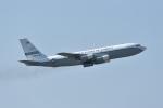 じゃまちゃんさんが、横田基地で撮影したアメリカ空軍 OC-135B (717-158)の航空フォト(写真)