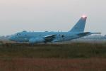 スカルショットさんが、岐阜基地で撮影した海上自衛隊 P-1の航空フォト(写真)