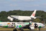 虎太郎19さんが、福岡空港で撮影した日本航空 777-289の航空フォト(写真)