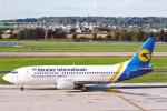 菊池 正人さんが、チューリッヒ空港で撮影したウクライナ国際航空 737-32Qの航空フォト(写真)